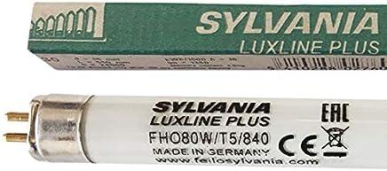 L/ámpara fluorescente fho 39w//840 t5 es di/ámetro 16mm Sylvania fhe