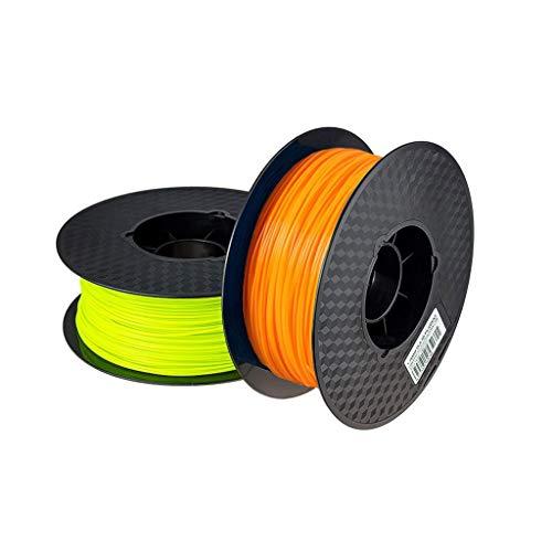 Filamento De Fibra De Carbono 1.75 Mm Filamento De Impresión 3D, Filamento Conductor/Filamento De Impresora 3D Para Impresoras 3D Bolígrafos 3D (disponible En Dos Tamaños)