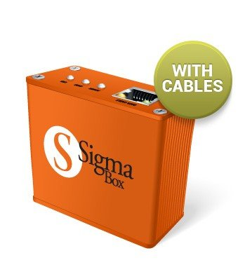 ELEOPTION Sigma Box Sigma Box SigmaKey Activations NOT Included