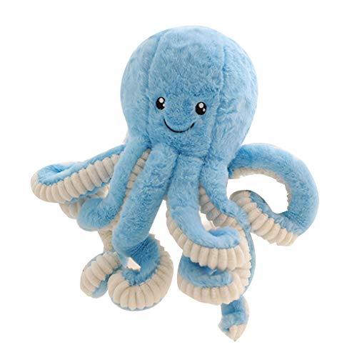 Laileya Pulpo Lindo de la Felpa Juguetes Animales muñecas Juguetes Rellenos muñecos de Peluche de Animales Marinos Regalos de Felpa Animal de mar del bebé Juguetes para niños