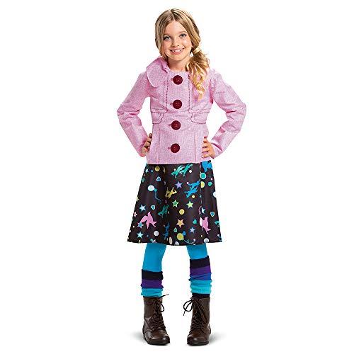 Luna Lovegood Deluxe Costume for Girls, Harry Potter, Kids Size Large (10-12)