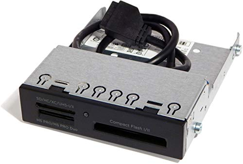 Renewed CRW-UINB Sabrent 75-in-1 Multi Flash Media Card Reader//writer With power cord