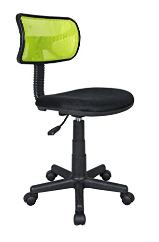 Student Mesh Task Office Chair. Color: Lime