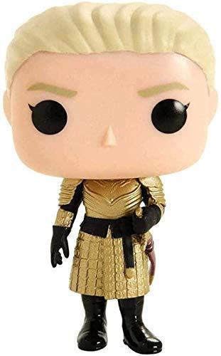 ZSDD (Original sin Embalaje Pop Game of Thrones - Ser Brienne Von Tarth 3.9 Figuras Figuras