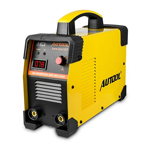 ARC Welding Machine,DC Inverter Welder 20-160Amp IGBT Welding Machine Kit Support 1/8 Inch Welding Rod 110V/220V (US Plug)