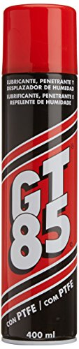gt85 spray smeermiddel GT85 / TEFL. 400 ml.