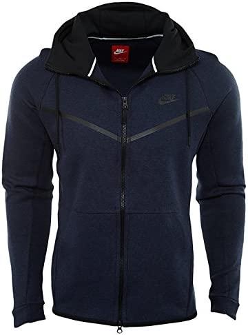Escarpa fantasma carne  Nike M NSW TCH FLC WR Hoodie Fz Veste Homme: NIKE: Amazon.fr: Sports et  Loisirs