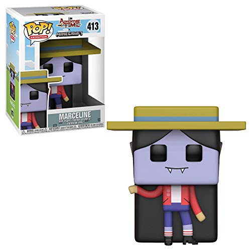 Adventure Time/Minecraft S1 - Pop Marceline