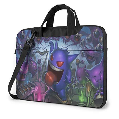 Po-Ke-Mon Shockproof Laptop Shoulder Bag Messenger Bag Case Sleeve For 13/14/15.6 Inch Laptop Notebook