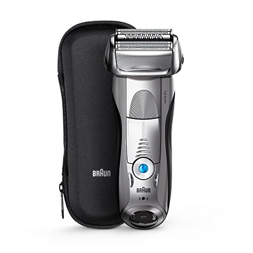 Braun Series 7 7893s Wet & Dry Folie Trimmer Silber
