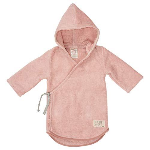 Koeka Baby Bademantel Dijon Organic - Pink - Eu 74/80