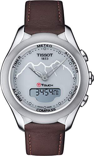 Tissot T-Touch SOLAR JUNGFRAUBAHN T075.220.16.011.10 Damenarmbanduhr