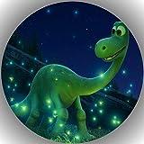 Fondant Tortenaufleger Tortenbild Geburtstag The Good Dinosaurier AMA1