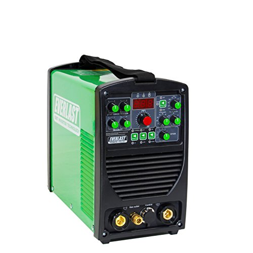 2019 Everlast Power ITig 201 DC STICK TIG welder 110v/220v dual voltage