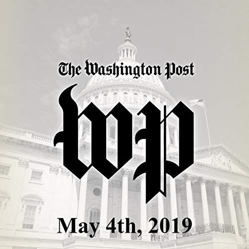 May 4, 2019 copertina