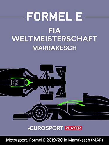 Motorsport: Formel E 2019/20 in Marrakesch (MAR)