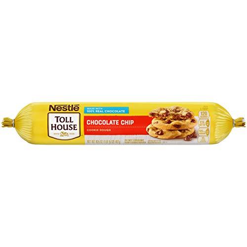 Toll House, Chocolate Chip Cookie Dough Chub, 16.5 oz