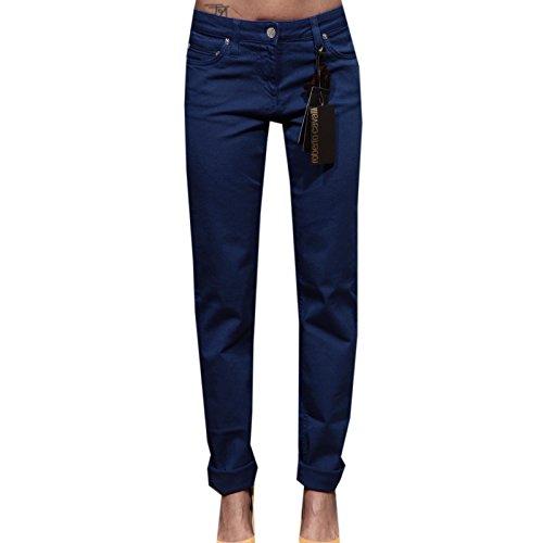 80182 Pantaloni Cinque Tasche Roberto Cavalli Jeans Donna Trousers Women [42]