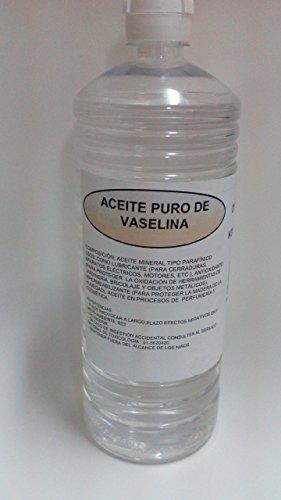 Aceite puro de vaselina técnico (500 ml) (envíos sólo Península)