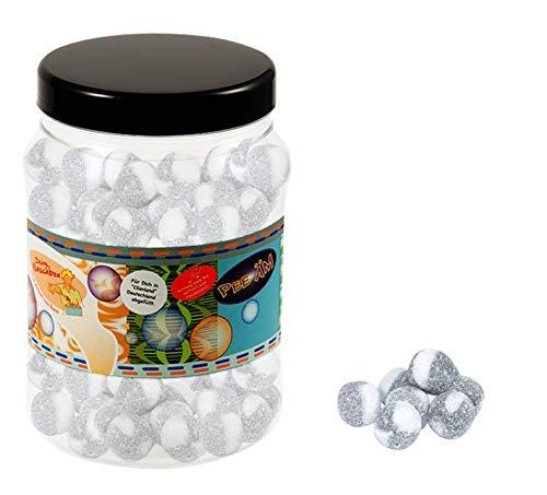 Salmiak Bonbon Kugeln – gefüllt Small Pott 1kg