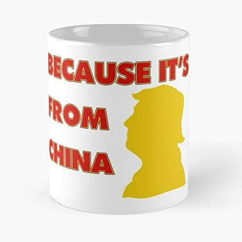 Do-nald Trump Chinese Co-ro-navi-rus - Classic Mug 11 Oz