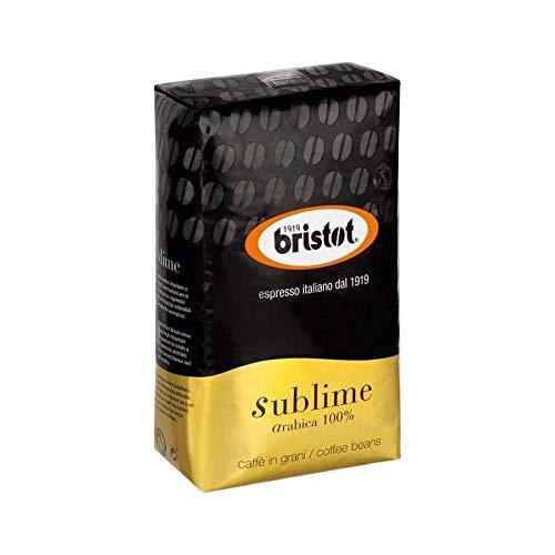 Bristot Kaffee Espresso - Sublime 100% Arabica, 1000g Bohnen