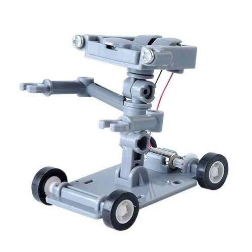 Trading Innovation Salt-Water Powered Robot Kit - Educational Science Learning Model for Kids | Robot Building Kit