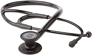ADC Adscope 615 Platinum Professional Clinician Stethoscope with Tunable AFD Technology, 30.5 inch Length