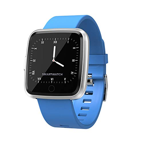 MOLINB Slim horloge Hartslag Bloeddruk Zuurstofmonitor IP67 Waterdicht Smart horloge Fitness tracker Smart Band horloge voor mannen, vrouwen