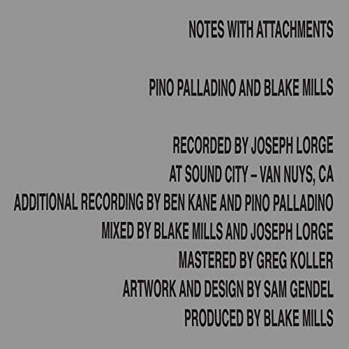 Pino Palladino & Blake Mills