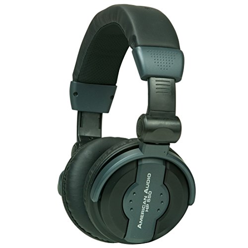 Why Should You Buy American Audio HP-550 Pro DJ Headphones