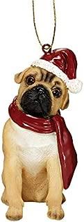 Christmas Tree Pug