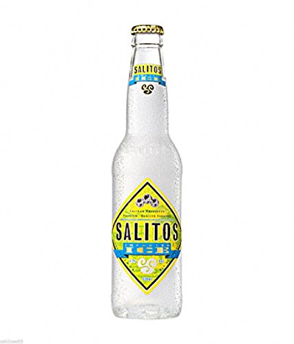 24 Flaschen Salitos ICE Imported 0,33L Mix 5.2% vol. inc. 1.92€ MEHRWEG Pfand