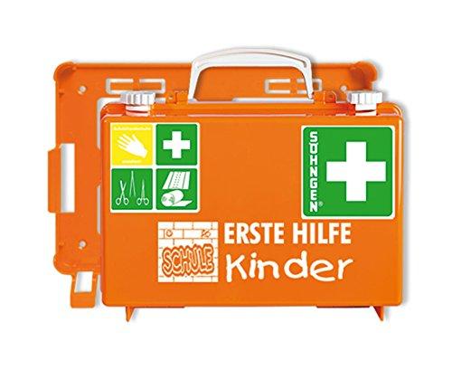 Söhngen Erste-Hilfe-Koffer Quick-CD Schule