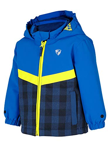 Ziener Kinder AMAI mini (jacket ski) Baby Skijacke/Winterjacke | Wasserdicht, Winddicht, Warm, True Blue, 92