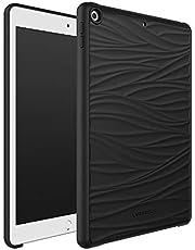 LifeProof Wake Funda anticaídas y ecológica para Apple iPad 7a Generación 2019 & 8a generación 2020 10.2, Color Negro. Embalaje reciclable.