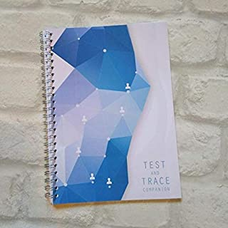 Stationery Geek Test and Trace Companion - A5 - Dyslexia Friendly Edition