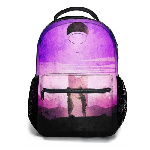 Toplived Shaman King - Yoh Asakura Mochila para niños, mochila para estudiantes, 47 cm, Colorido 13, Talla única