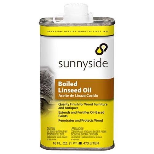 Sunnyside Corporation 87216 1 Pint Boiled Linseed Oil