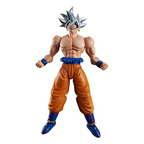 Branpresto-Son Goku Ultra Instinct Model Kit Fig 16 cm Dragon Ball Super Figure-Rise Standard 82947P (608991 BDHDB577100)