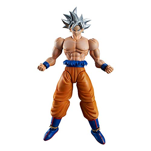 Branpresto-Son Goku Ultra Instinct Model Kit Fig 16 cm Dragon Ball Super Figure-Rise Standard 82947P (608991 BDHDB577100)