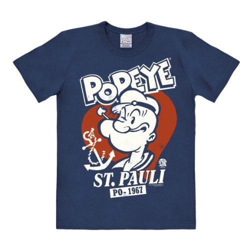 Camiseta para Hombre de Popeye
