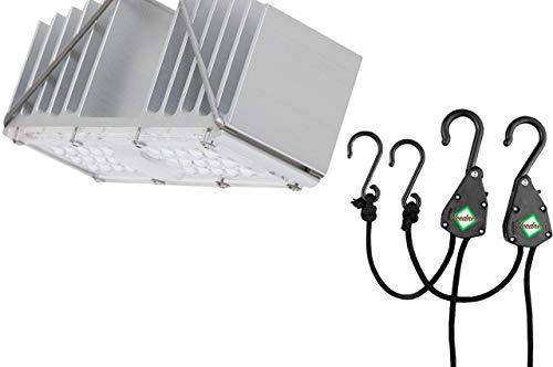 sanlight Q1W Gen2.1 50 Watt LED Panel Modul Pflanzenlampe - Grow Lampe Blüte Pflanzenlicht Homebox Growbox