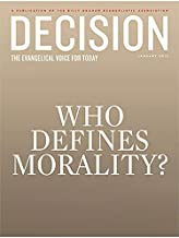 decision magazine subscription