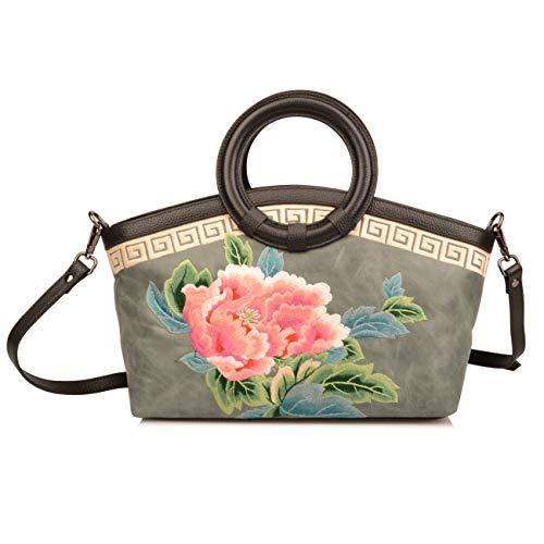 Ainifeel Women's Top-Handle Handbags