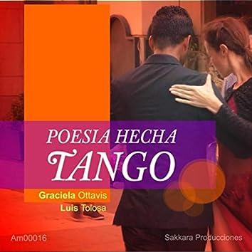Poesía Hecha Tango
