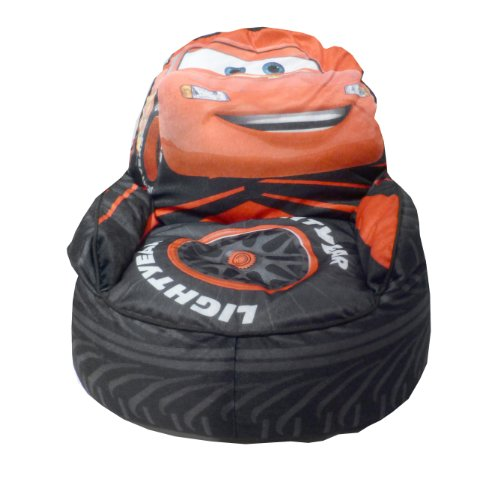 Disney Cars Toddler Bean Bag Sofa Chair