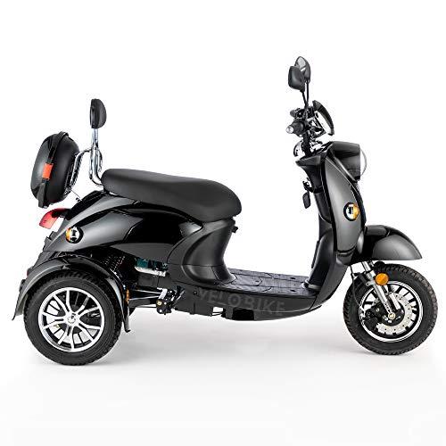 Scooter Senioren Dreirad für 2 Personen Bild 6*