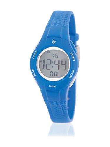 Dunlop Reloj Digital para Mujer de Automático con Correa en Resina DUN-178-L03