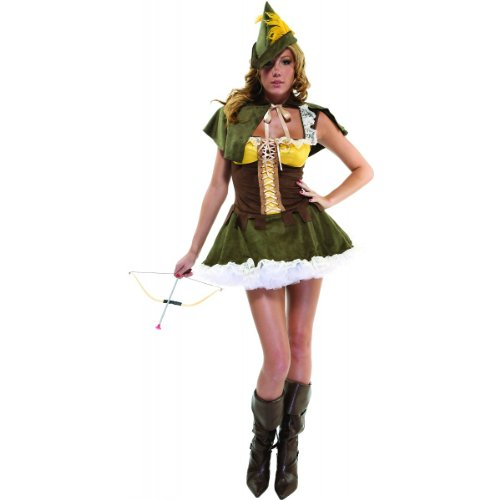 Costumes pour toutes les occasions OR550038ML Moyen-Grand Sassy Swindler